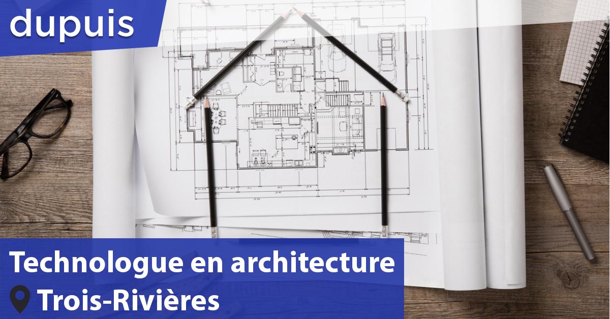 Technologue en architecture